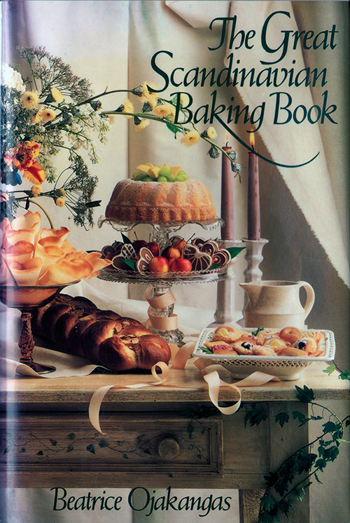 Front Cover - The Great Scandinavian Baking Book