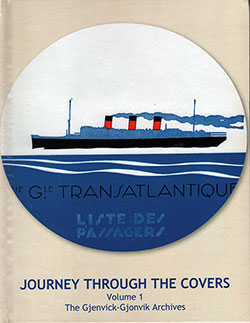 Journey Through The Covers, Volume 1