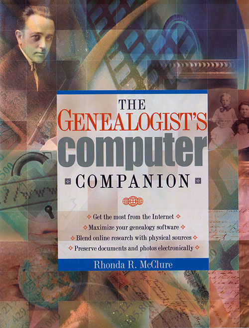 Front Cover - The Genealogist's Computer Companion