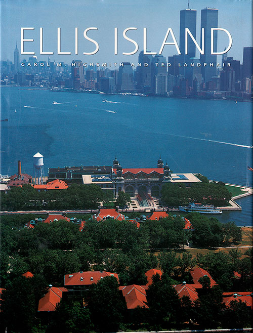 Front Cover - Ellis Island (Highsmith & Landphair - 2000)