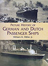 Front Cover, Picture History of German and Dutch Passenger Ships