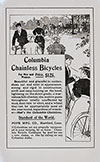 Columbia Chainless Bicycles