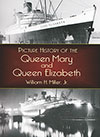 Front Cover, Picture History of the Queen Mary and Queen Elizabeth