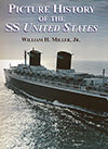 Front Cover, Picture History of the S.S. United States