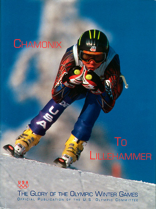 Chamonix to Lillehammer: The Glory of the Olympic Winter Games - 0918883067