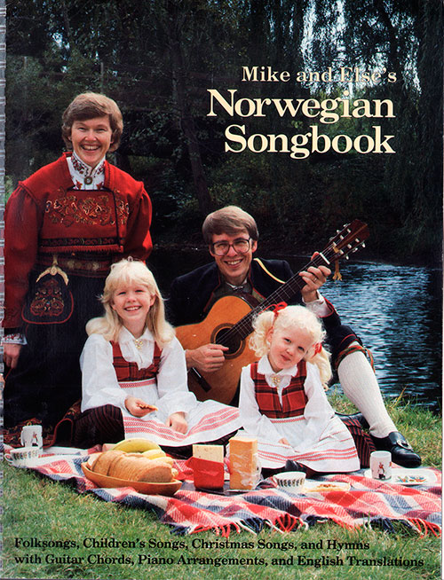 Mike and Else's Norwegian Songbook - 0961539402