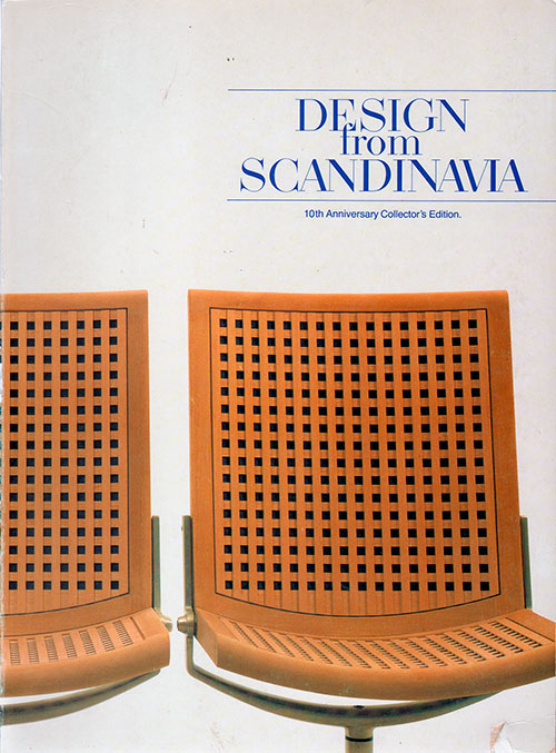 Front Cover - Design from Scandinavia, No. 10