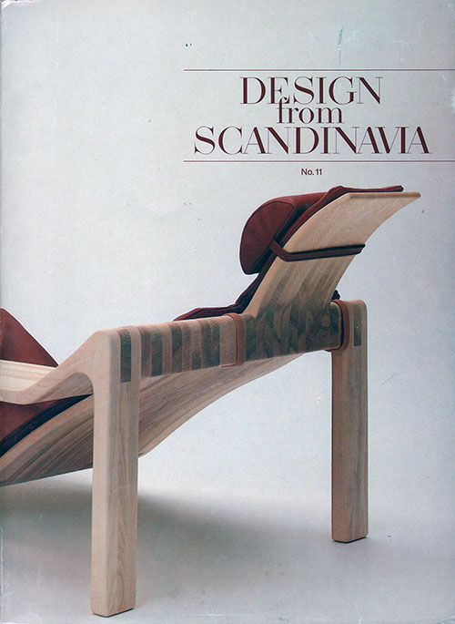 Front Cover - Design from Scandinavia, No. 11