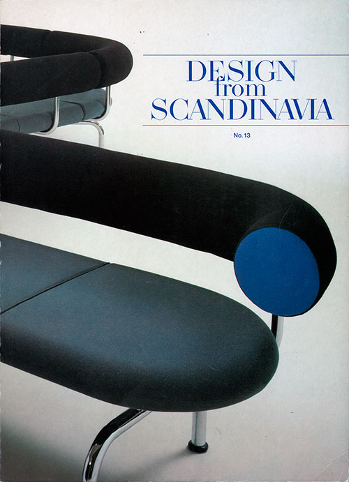 Front Cover - Design from Scandinavia, No. 13