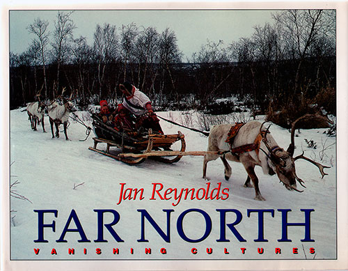 Front Cover - Far North: Vanishing Cultures (1992)
