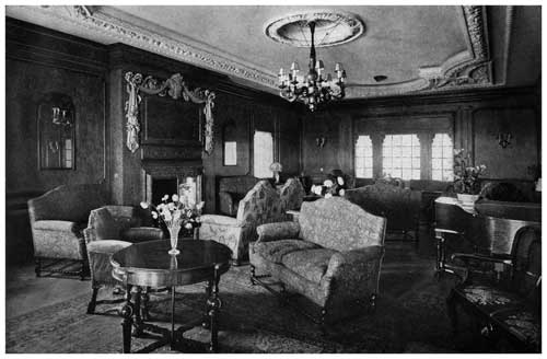 General Lounge of the California