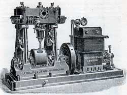 Dynamo and Engine