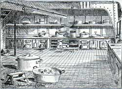 A View of a Galley on the Campania