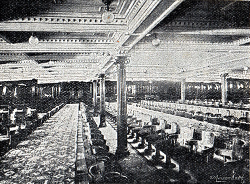 The Dining Saloon