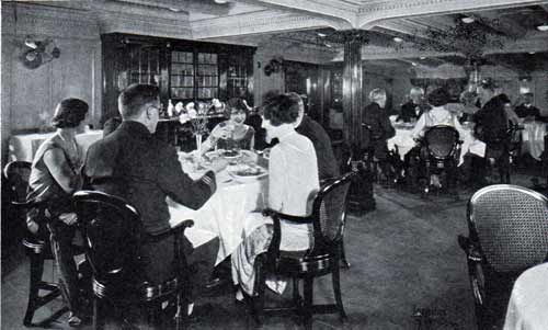 Dining Salon