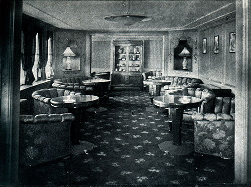 First Class Ladies Parlor