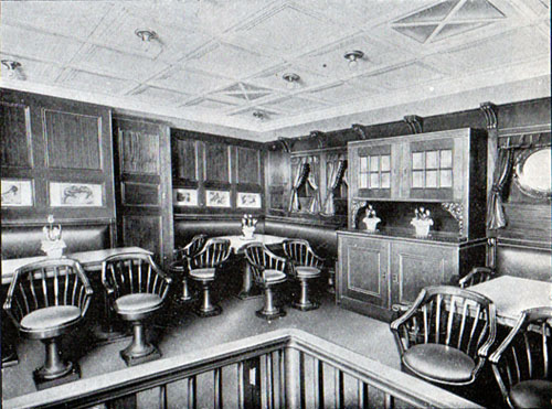 Children's Dining and Playroom, S.S. Frederik VIII