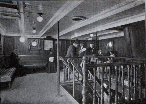 Residence Salon in the Third Class