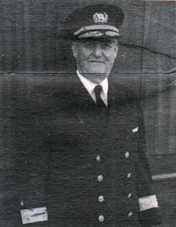 Commodore Albert J Randall Of The Manhattan