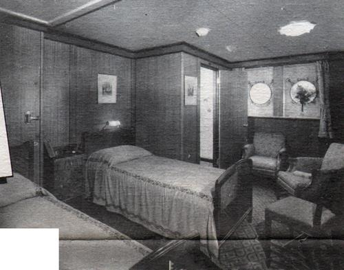 Handsome Room On B Deck