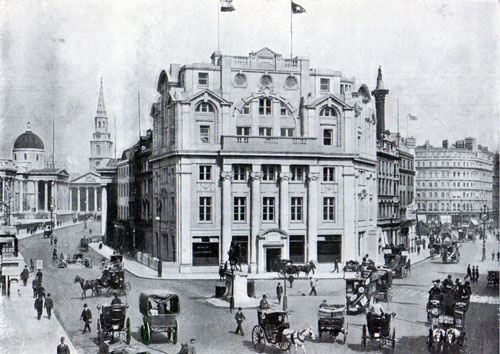 White Star Line West End Offices, London