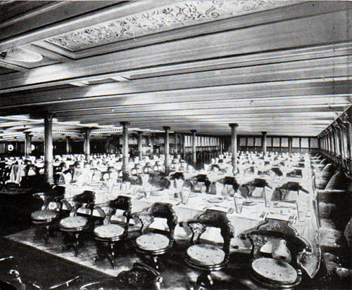 Arabic First Class Dining Saloon