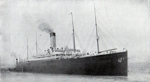 R.M.S. Republic - White Star Line