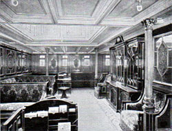 R.M.S. Republic First Class Library
