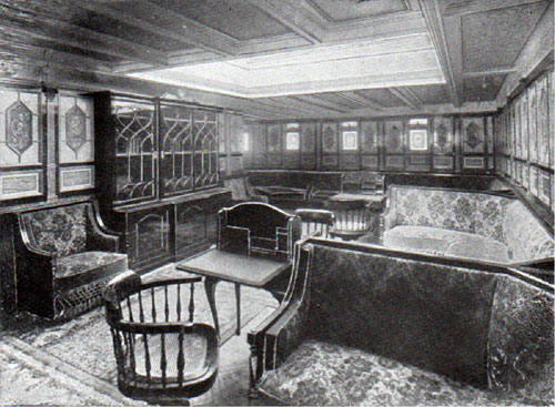 R.M.S. Romanic First Class Library