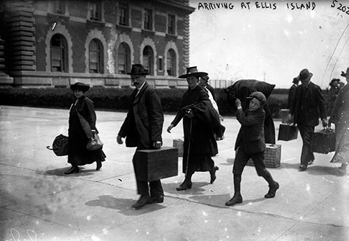 After Ellis Island Greek Immigrants