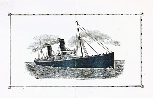 Back Cover, RMS Campania