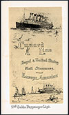 1912-03-30 Voyage of the R.M.S. Caronia