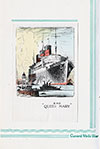 Queen Mary Illustration