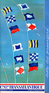 1939-07-15 Voyage of the S.S. Ile De France