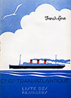 1936-06-17 Voyage of the S.S. Lafayette
