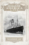 1912-06-18 Voyage of the T.S.S. Noordam