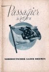 Passenger List, Norddeutscher Lloyd S.S. George Washington 1912