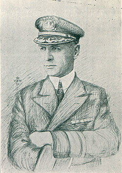 Captain Herbert Hartley, U.S.N.R.F.