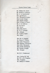 List of Passengers (Wilber W. Smith to Vickers)
