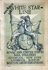 Passenger Manifest, S.S. Celtic, White Star Line, August 1904, Liverpool to New York