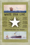 Passenger Manifest, S.S. Cymric, White Star Line, July 1910, Liverpool to Boston