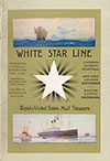 Passenger Manifest, S.S. Teutonic, White Star Line, September 1910, Southampton to New York