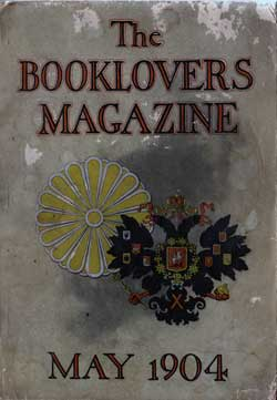 Front Cover - The Booklovers Magazine, May 1904