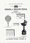 Goldsmiths And Silversmiths Company