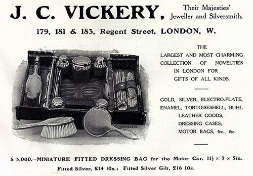 J. C. Vickery - Their Majesties' Jeweller and Silversmith