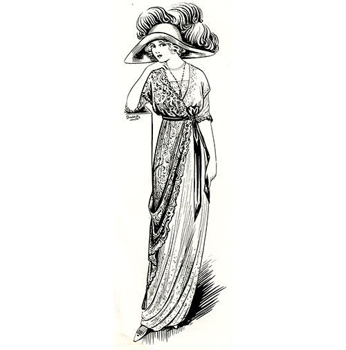 Illustration 71 of Women's Vanguard of Fashion