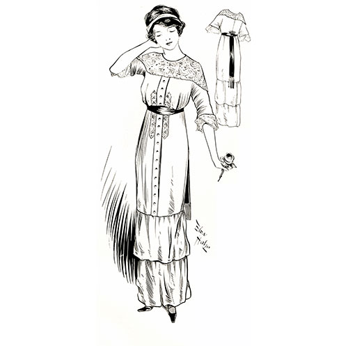 Illustration 72 of Women's Vanguard of Fashion