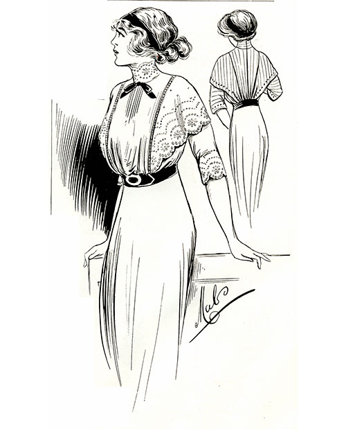 Illustration 75 of Women's Vanguard of Fashion