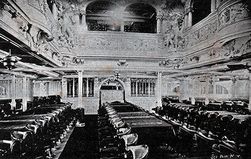 Photo 21901B: The Dining Saloon -- 414 Seats