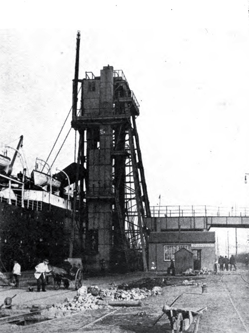 The Port Of Glasgow Views From 1909 Gg Archives